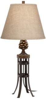 PINECONE VIEW (87-10108-22AG)