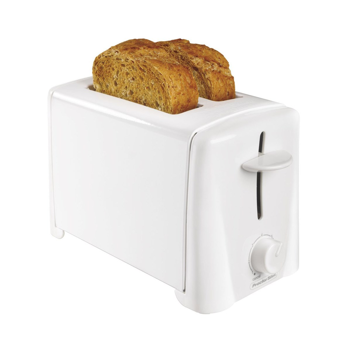 Proctor Silex 2-Slice Toaster White