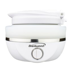 Travel Collapsible Kettle-28oz-White