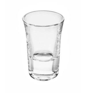 Shot Glass 4oz 6pc Set Color Box