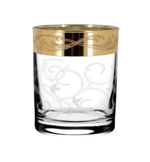 D.O.F. Glass - Mood Pattern - 6pc Set