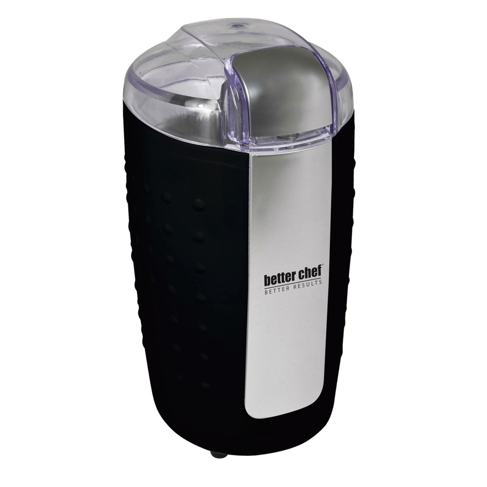 Better Chef 150-watt Coffee Grinder Black