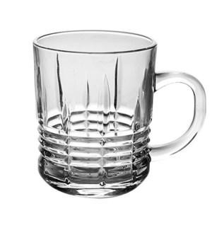 Tea Glass 6pc Set 7.6oz