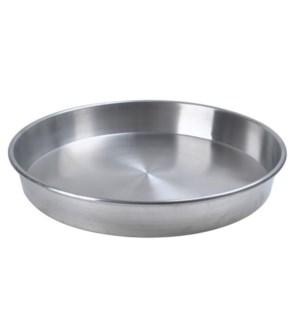 Round Aluminum Baking Pan 47.5x6cm (HI)