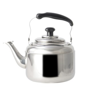 Tea Kettle S/S 4L