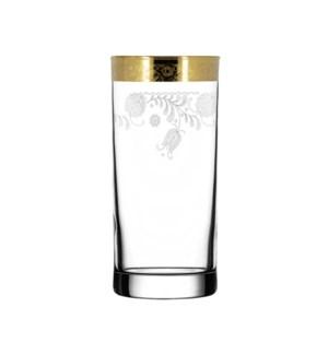 H.B. Glass - Tenderness Pattern - 6pc Set