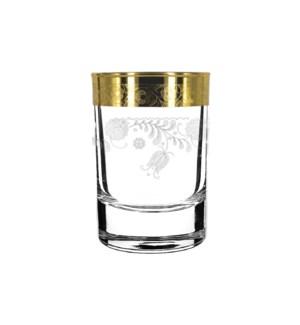 Shot Glass - Tenderness Pattern - 6pc Set