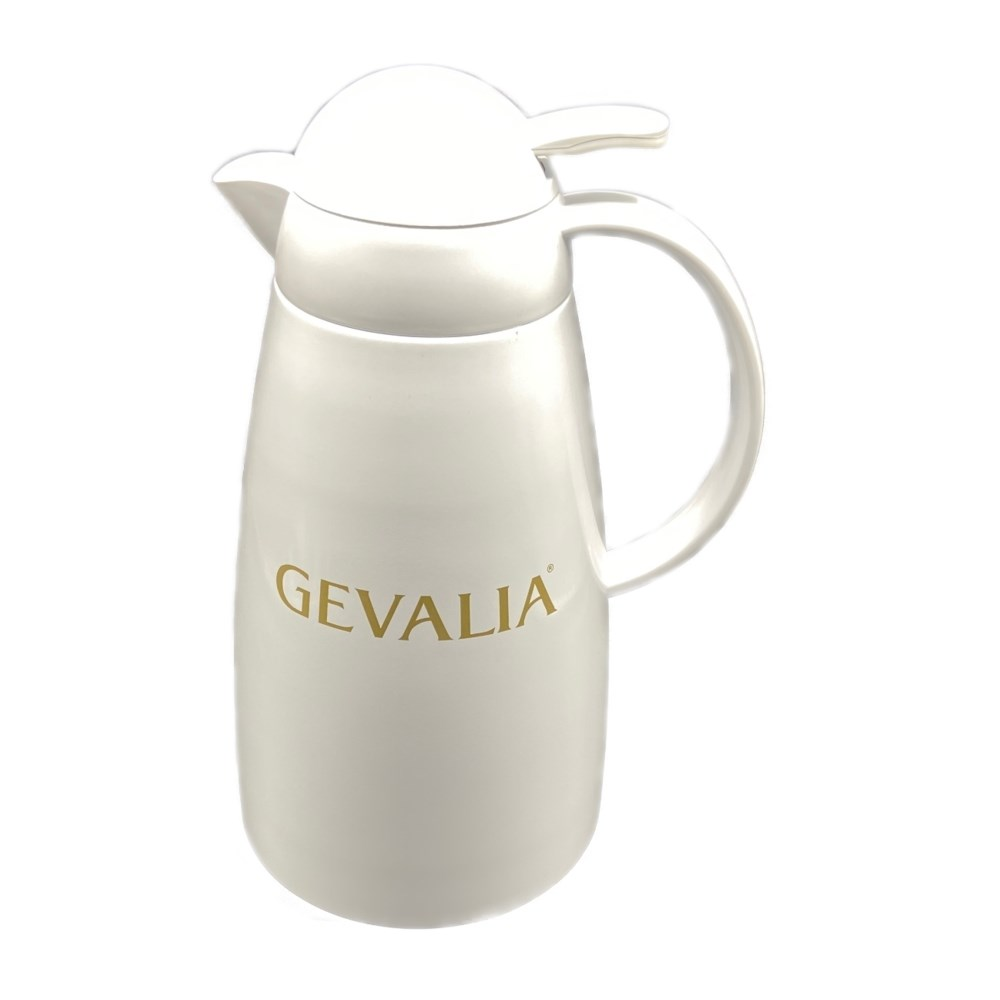 Insulated Vacuum Flask 1L S/S Inside (No Color Box)