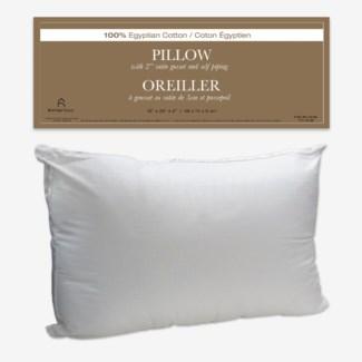 LOGO OREILLER · GOUSSET ENVL 19.25x29.5