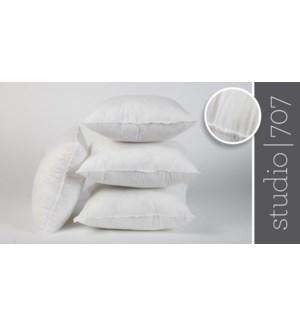 """Non Woven pillow shell fillers 12x16"""" 20/b"""
