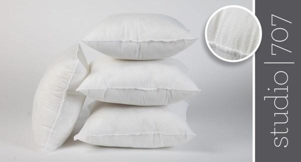 """Non Woven pillow shell fillers 18x18"""" 20/b"""