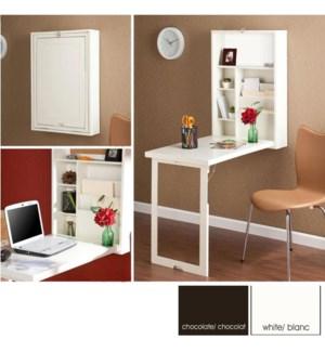 Foldable Desk Chocolate 1bx