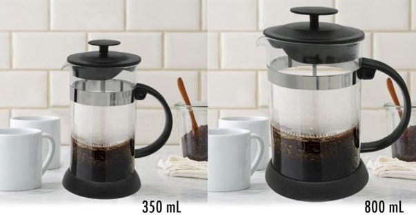 CAFETIERE A PISTON 800 ML 12/B