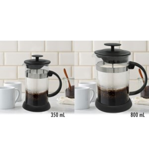 CAFETIERE A PISTON 800 ML 12/B