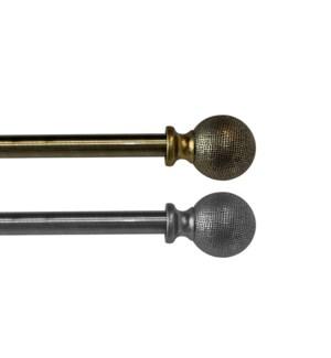 ENSEMBLE DE TRINGLE THEO 22/25MM-Antique Brass-28x48-ENSEMBLE DE TRINGLE