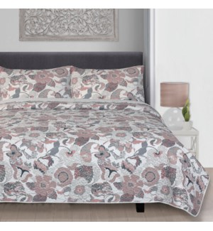 AZURA 3PC ASSORTED QUILT SET GT F/Q 4/B