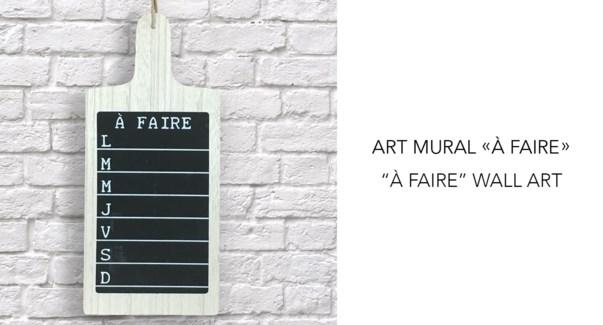 A Faire Wall Art 18x40-8B