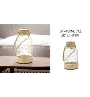 Lanterne LED 10,5x19 - 4B
