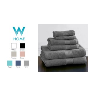 BAMBOO-Teal-35 x 64-TOWELS