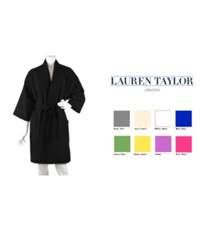 Terry Bathrobe Ass S 18*42""