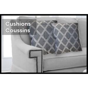 Cushions - Coussins