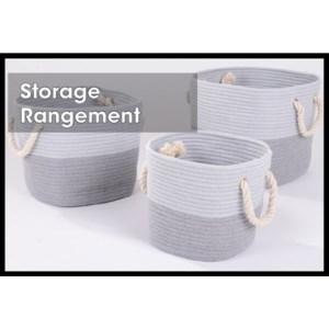 Storage - Rangement