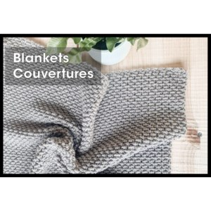 Blankets - Couvertures