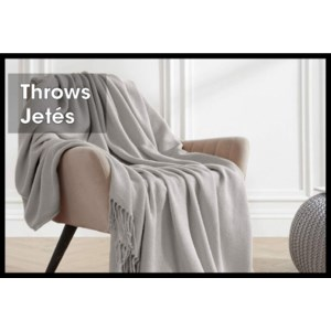 Throws - Jetés