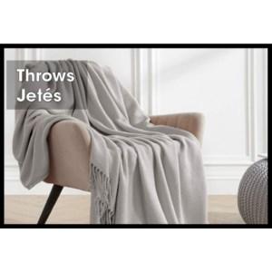 Throws - Jetés
