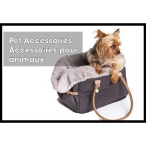 Pet Care & Accessories - Soins pour Animaux & Accessoires