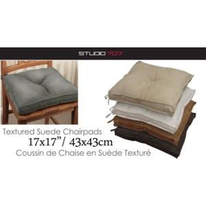 Chair Pads - Coussins de Chaise