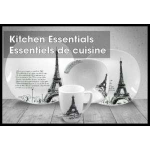 Kitchen Essentials - Essentiels de Cuisine