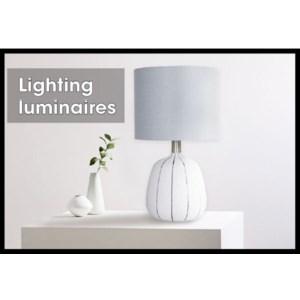 Lighting - Luminaires