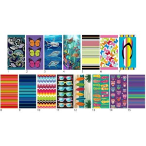 Beach Towels - Serviettes de Plage
