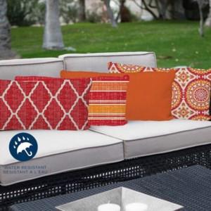 Outdoor Cushions & Chair pads - Coussins d'extérieur & Coussins de Chaise