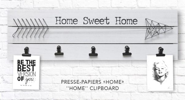 Home Clip Board 58x17x4,9 - 6B
