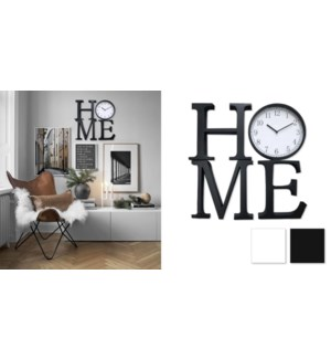 Home Clock Assorted - 6B
