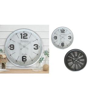 Horloge 30 '' Blanc - 3B