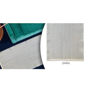 Tapis coton Zara Herring Bone 27''x45 '' - 12B