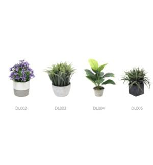 Grass & Paper Pot 12x18,5-8B