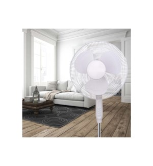 "16"" PEDESTAL FLOOR FAN"
