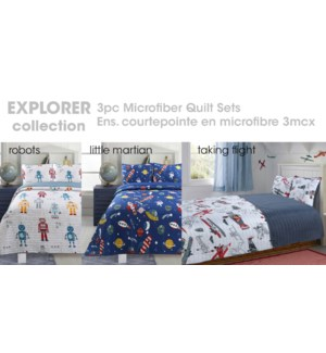 EXPLORER ENS 2MCX COURTEPOINTES PETIT MARTIAN BLEU SIMPLE
