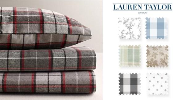 Flannel Prntd Sheet Set Q 4/bx