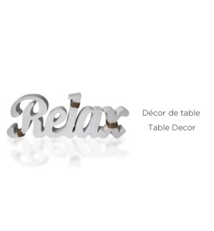 D'cor de table Relax 32x2,5x12 - 8B -