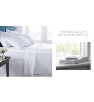 Hospitality Flat Sheet T