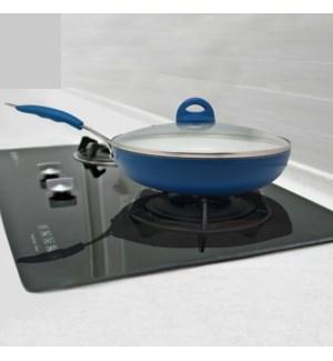 Ceramic Fry Pan 870 Blue 26