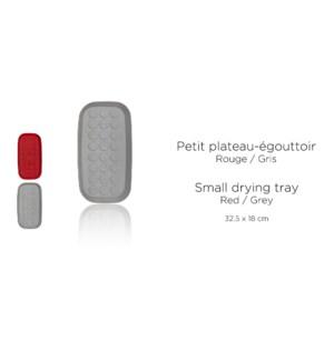 PETIT PLATEAU EGOUTTOIR 32.5X28CM