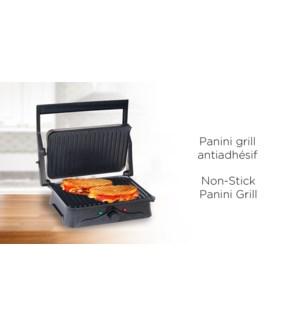 PANINI GRILL NON-STICK