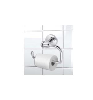 Porte-papier toilette rond chrom' 14.6x11x6.7-10B