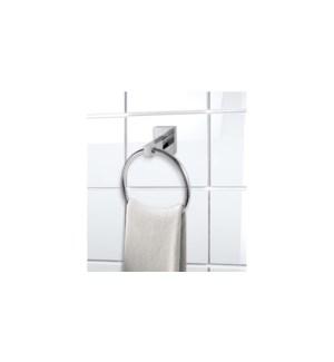 Anneau … Serviette Carr' Chrome - 17x17.5x6.4-10B